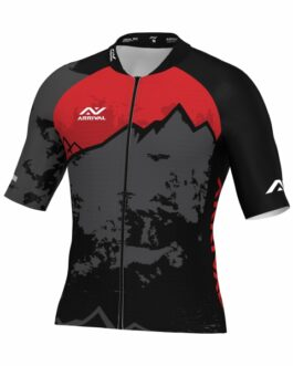 Camisa Red Mountain