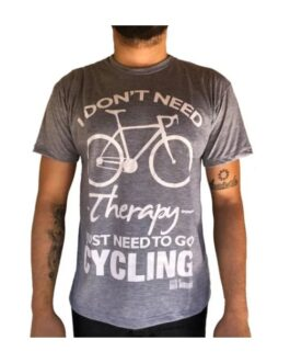 Camiseta Casual Cycling – Arrival