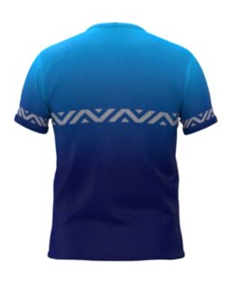 Camiseta Casual Blue