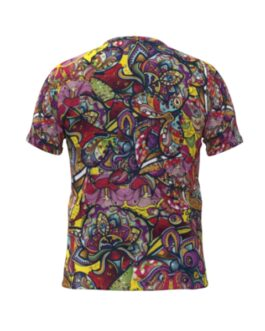 Camiseta Casual Tangle
