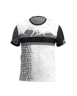 Camiseta Casual Alpes